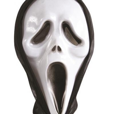Masque fantôme hurlant de Scream (x1) REF/54130