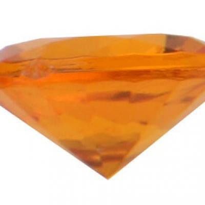 Mini diamant orange (x50) REF/3848