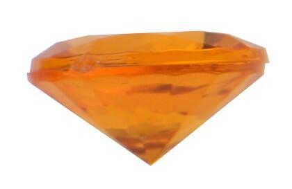 Mini diamant orange