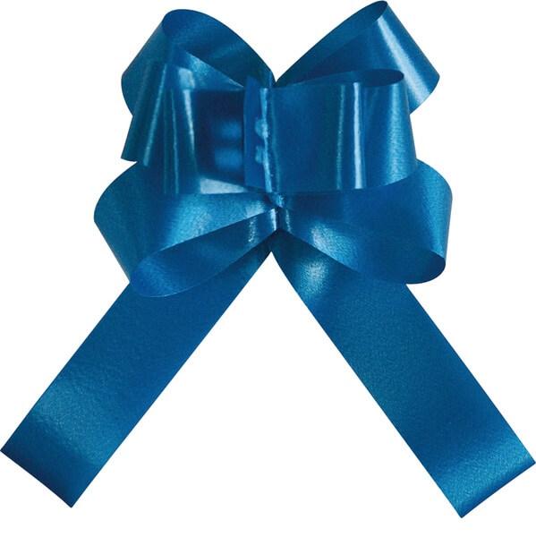 Mini noeud automatique bleu