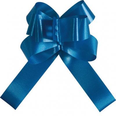 Mini noeud automatique bleu (x20) REF/2195
