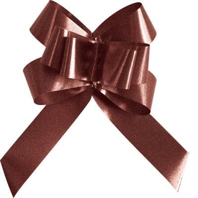 Mini noeud automatique chocolat (x20) REF/2195