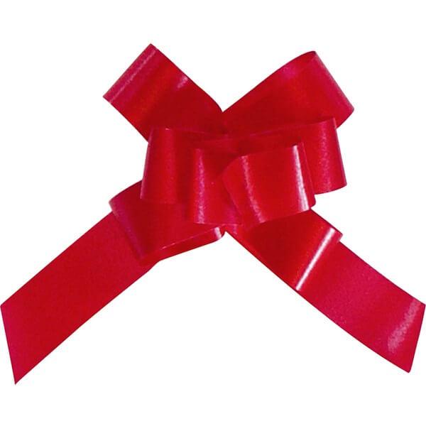 Mini noeud automatique rouge