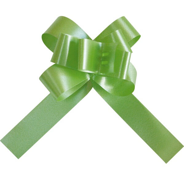 Mini noeud automatique vert