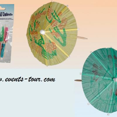 Pic parasol (x8)