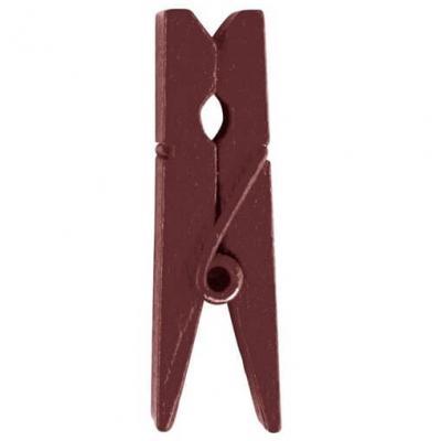 Mini pince chocolat, 2.5cm (x24) REF/2691
