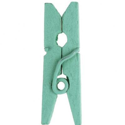 Mini pince mint, 2.5cm (x24) REF/2691