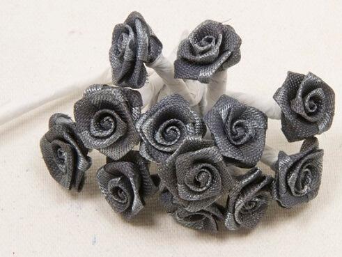 Mini rose grise