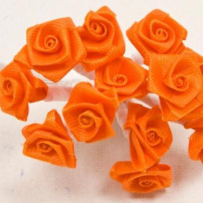 Mini rose orange (x72) REF/FL520