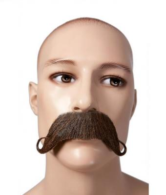 Moustache Dandy marron (x1) REF/89035