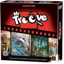Jeu de société avec ambiance: Mr Troove (x1) REF/GTRO