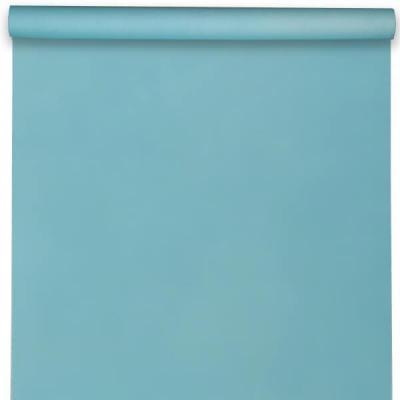 Nappe élégante rectangulaire Airlaid bleu ciel 120cm x 10m (x1) REF/6805