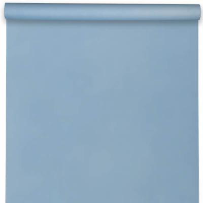 Nappe élégante rectangulaire Airlaid bleu pâle 120cm x 10m (x1) REF/6805