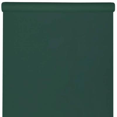 Nappe élégante rectangulaire Airlaid vert sapin 120cm x 10m (x1) REF/6805