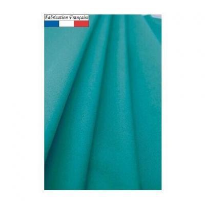 Nappe ronde voie sèche, 240cm: Bleu turquoise (x1) REF/5108