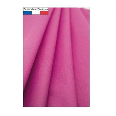 Nappe ronde voie sèche, 240cm: Framboise (x1) REF/5141