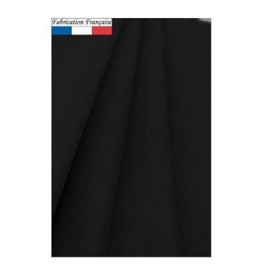 Nappe ronde voie sèche, 240cm: Noir (x1) REF/5140