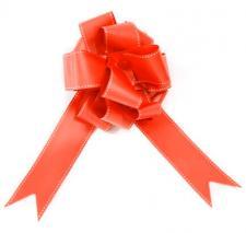 Noeud à tirer avec pointillés: Rouge (x2) REF/NT1020