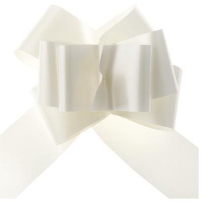 Noeud à tirer automatique ivoire, 50mm (x5) REF/70174