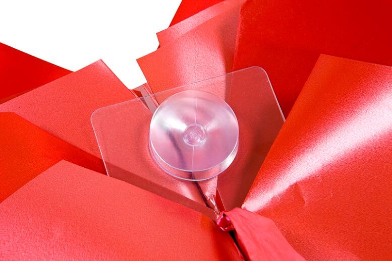 Noeud geant automatique cadeau