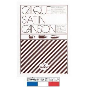 Feuille calque satin Canson A4 / 90g (x100) REF/200017119