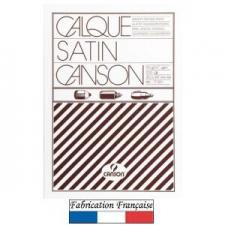 Feuille calque satin Canson A4 / 90g (x100) REF/200017119