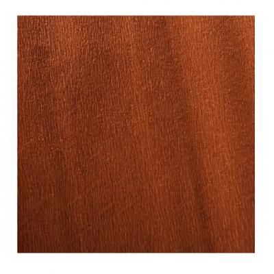 Papier crépon marron 48g - 0.5cm x 2.5m (x1) REF/200002579