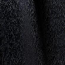Papier crépon noir 48g - 0.5cm x 2.5m (x1) REF/200002429