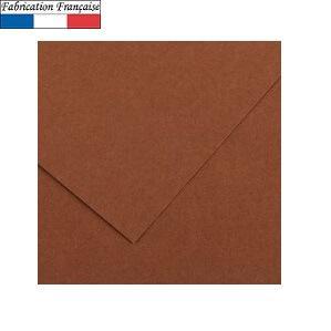 Papier Vivaldi A4, 185g/m²: Chocolat (x50) REF/200040176