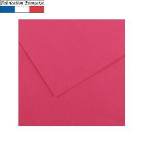 Papier Vivaldi A4, 185g/m²: Fuchsia (x50) REF/200040160