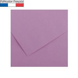 Papier Vivaldi A4, 185g/m²: Lilas (x50) REF/200040164