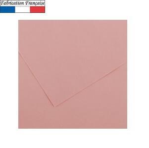 Papier Vivaldi A4, 185g/m²: Rose pétale (x50) REF/200040159