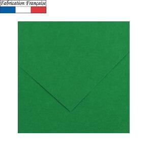 Papier Vivaldi A4, 185g/m²: Vert mousse (x50) REF/200040173