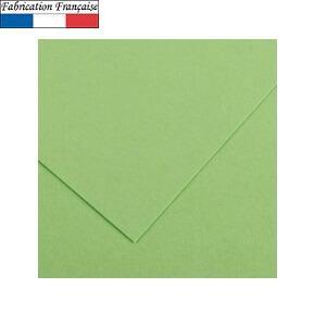 Papier Vivaldi A4, 185g/m²: Vert pomme (x50) REF/200040171