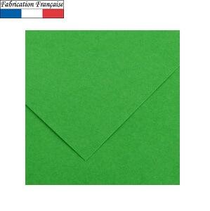 Papier vivaldi 185gm a4 vert