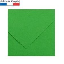 Papier Vivaldi A4, 185g/m²: Vert franc (x50) REF/200040172