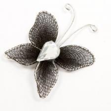 Papillon noir (x10) REF/MT880