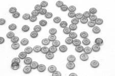 Perle de pluie grise foncée (x80grs) REF/DEC402