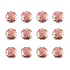 Perle de pluie rose gold métallisé (x300) REF/3555
