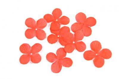 Pétale de fleur rouge (x24) REF/DEC800