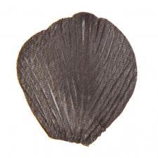 Pétale de rose noire (x100) REF/2868