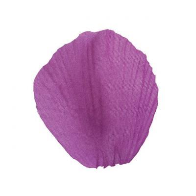 Pétale de rose prune (x100) REF/2868