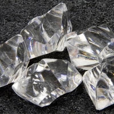Pierre: Cristal transparent (x100g) REF/DEC403