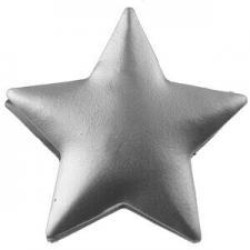 Pince étoile métallique (x4) REF/4109