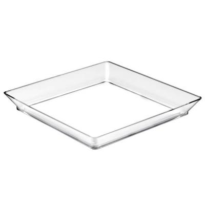 Plateau transparent 13cm (x12) REF/56011