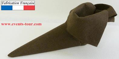 Pliage de serviette Airlaid botte du Lutin (x1) REF/10051