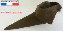 Pliage de serviette: Botte du lutin (x1) REF/10051