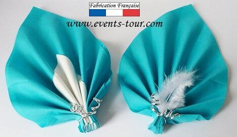 Pliage de serviette: Feuille d'Automne (x1) REF/10054