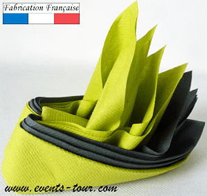 pliage de serviette oiseau du paradis x1 ref 10053. Black Bedroom Furniture Sets. Home Design Ideas