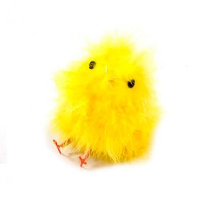 Poussin jaune (x1) REF/DEC827
